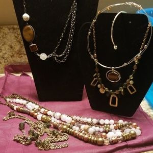 High end costume jewelry collection PM 727